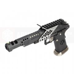 Armorer Works .38 Supercomp Race GBB with Scope Mount ( Black )